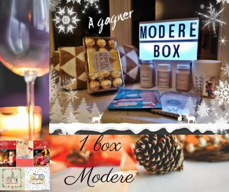 Concours box modere