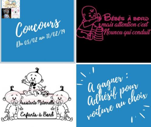 Concours creations ab