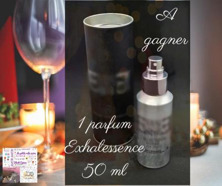 Concours parfum exhalessence